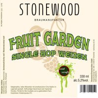 Stonewood Fruit Garden Single Hop Weizen