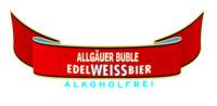 Allgäuer Büble Edelweißbier alkoholfrei